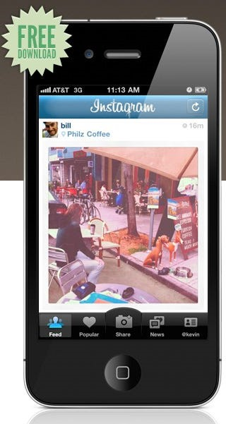 InstagramMVP