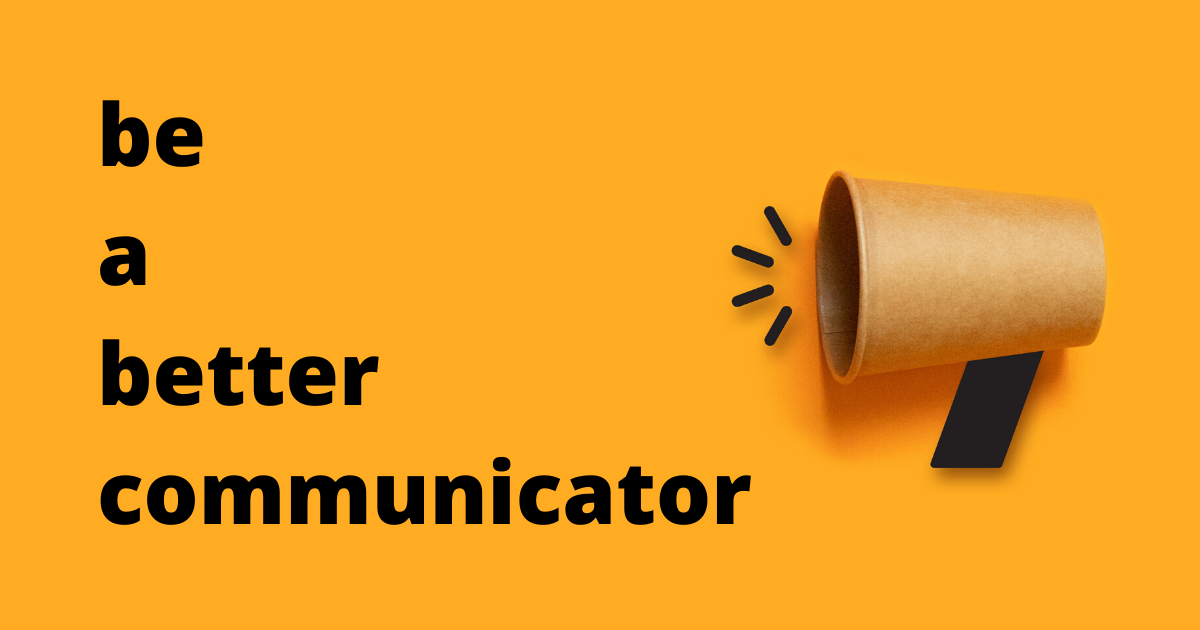 Communication graphic
